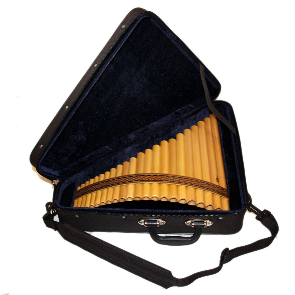 Panflute suitcases